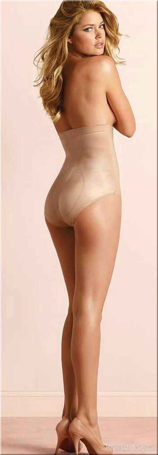Даутцен Крез в новой коллекции Victoria's Secret