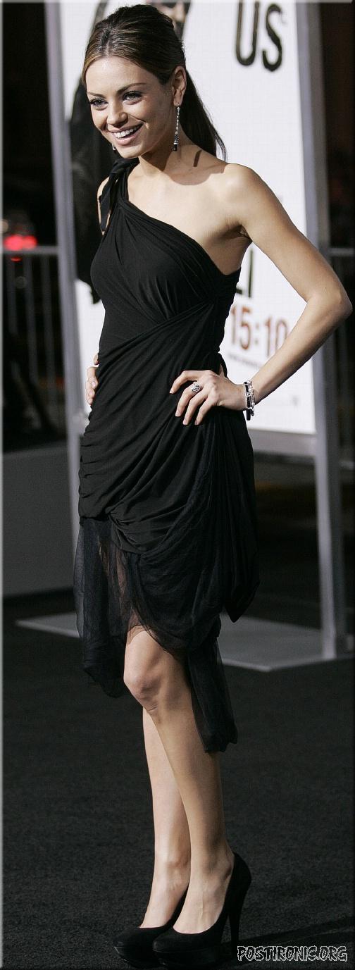 """Мила Кунис на премьере фильма """"Книга Илая"""" 11 января. Фото: Celebrity Paradise"""