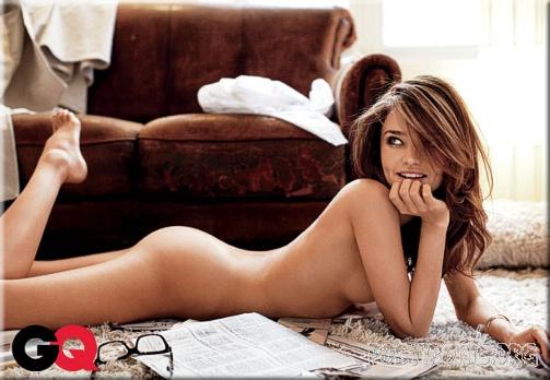 Миранда Керр обнажилась для журнала GQ