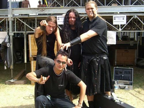 Группа «Finntroll» вскоре выпустит новый альбом