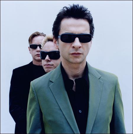 Группа Depeche Mode следующим летом выступит в России