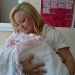 2-месячная дочь Светланы Пермяковой снимется в сериале «Интерны»