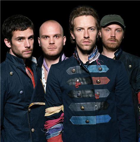 Группа «Coldplay» отказалась от стадионных концертов