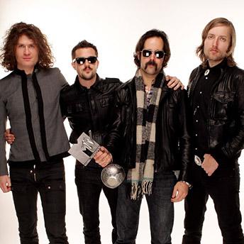 Группа The Killers возобновила свои выступления