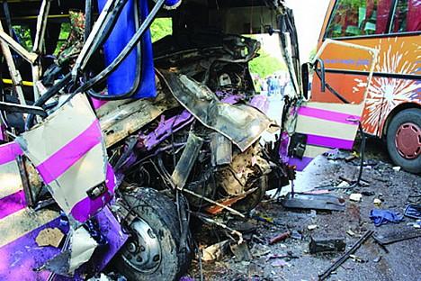 Страшное ДТП на Волыни: восемь погибших, 27 - травмированных