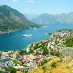 8 % украинцев в этом году отдыхали в Черногории