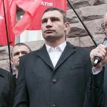 украинской оппозиции