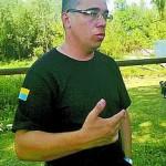 один из командиров «Азова»
