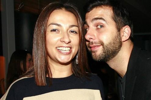 Иван Ургант с супругой