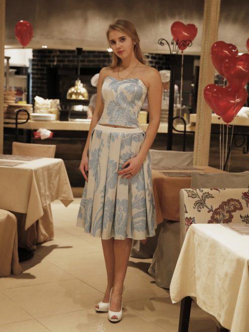 Платье для очень полных купить в