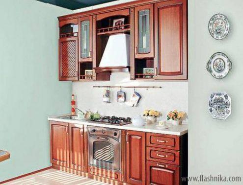 кухня встроенная киев