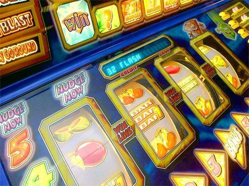 Время игровых автоматов