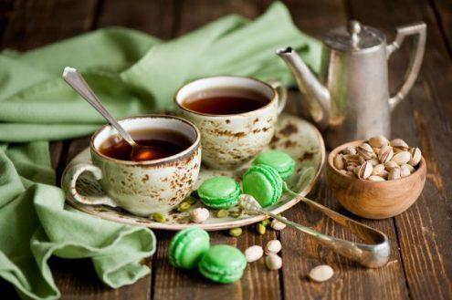 Чаепитие – полезная привычка
