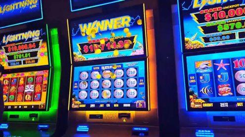 Игровые автоматы – отличный вариант проведения досуга