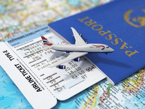 Как в Украине забронировать дешевые авиабилеты?