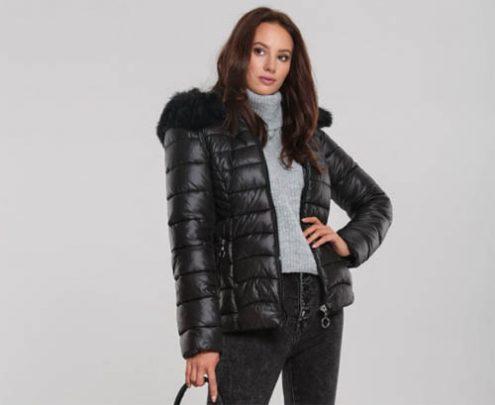 Стеганые куртки — как правильно носить этот вид курток?