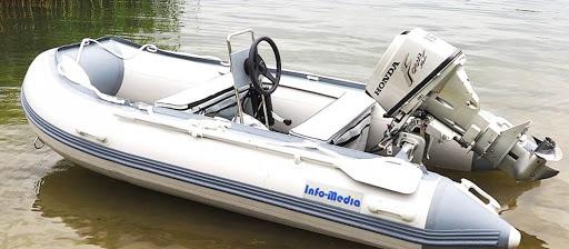 Как выбрать надувную лодку для отдыха?